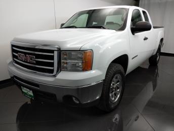 Used 2012 GMC Sierra 1500