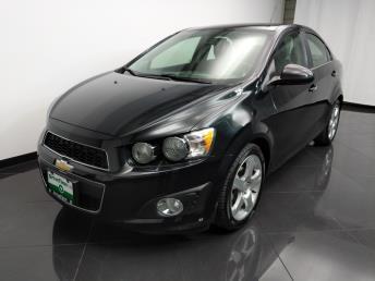 2015 Chevrolet Sonic LTZ - 1080172323