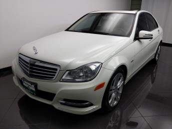Used 2012 Mercedes-Benz C250 Sport