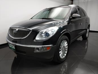 2012 Buick Enclave Leather - 1080172390