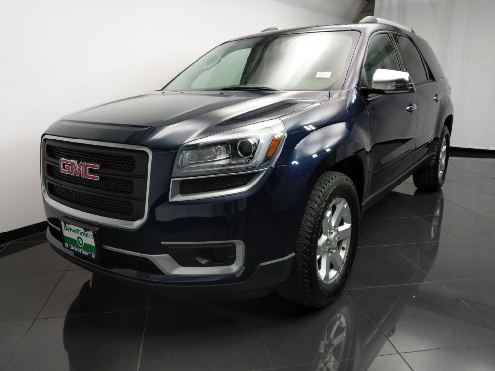 2016 gmc acadia sle 1 for sale in san antonio 1080172397 drivetime. Black Bedroom Furniture Sets. Home Design Ideas