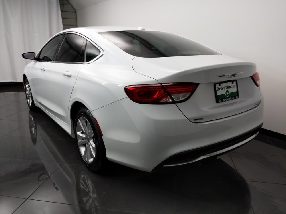 2015 Chrysler 200 Limited - 1080172441