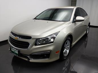 2016 Chevrolet Cruze Limited 1LT - 1080172510