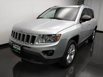 Used 2012 Jeep Compass
