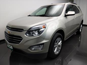 Used 2016 Chevrolet Equinox