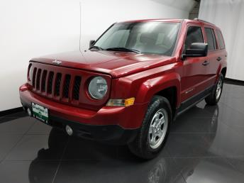 2013 Jeep Patriot Sport - 1080172542