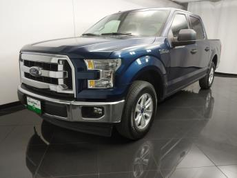 2017 Ford F-150 SuperCrew Cab XLT 5.5 ft - 1080172556