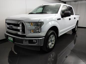2017 Ford F-150 SuperCrew Cab XLT 5.5 ft - 1080172558