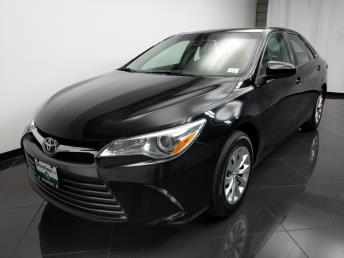 2015 Toyota Camry LE - 1080172598