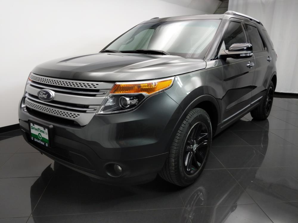 suv explorer co xlt ford awd in veh car contact time denver