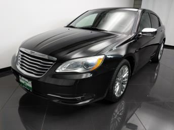 2012 Chrysler 200 Limited - 1080172632