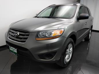 Used 2011 Hyundai Santa Fe