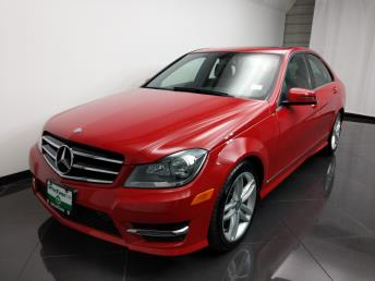 Used 2014 Mercedes-Benz C300