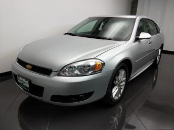 2016 Chevrolet Impala Limited LTZ - 1080172830