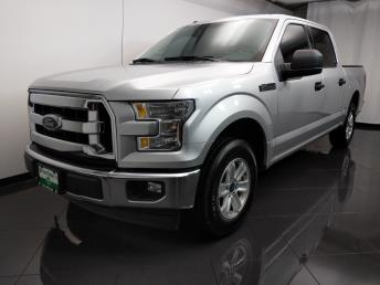 2017 Ford F-150 SuperCrew Cab XLT 5.5 ft - 1080172837