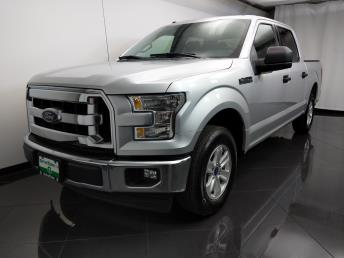 2017 Ford F-150 SuperCrew Cab XLT 5.5 ft - 1080172838