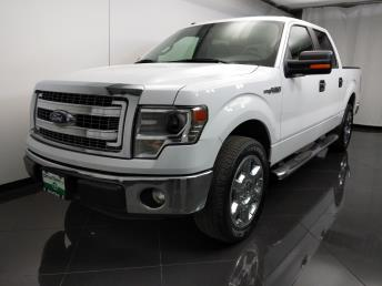 2014 Ford F-150 SuperCrew Cab XLT 5.5 ft - 1080172845