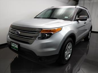 2013 Ford Explorer  - 1080172858