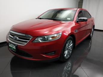 2010 Ford Taurus Limited - 1080172908