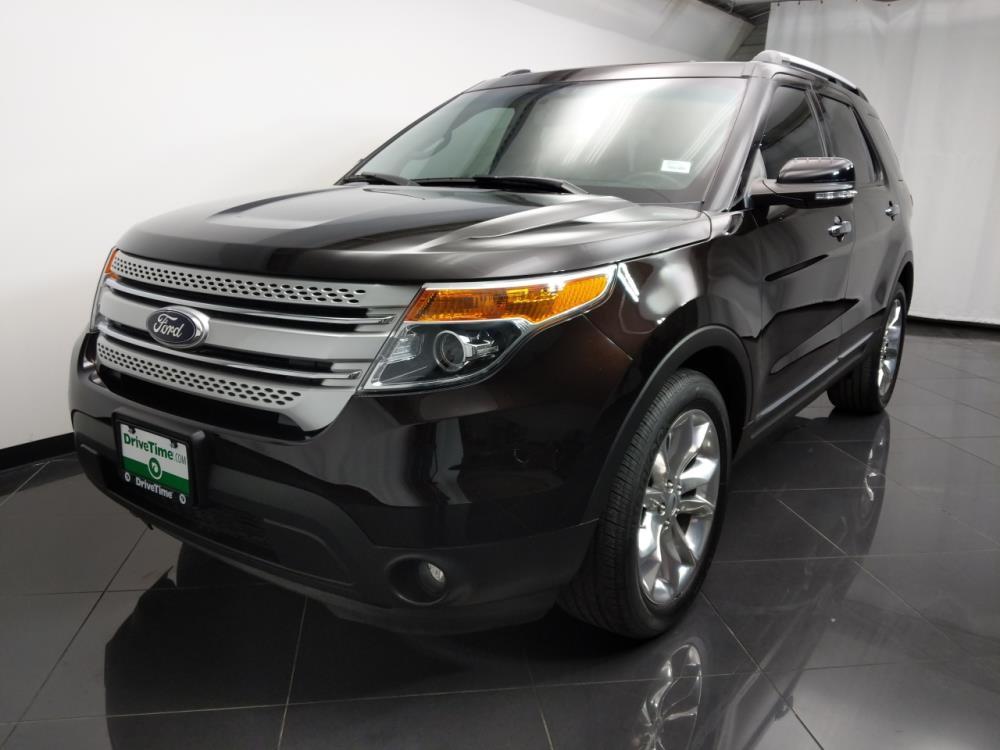 ford online paystub 2014 Ford Explorer XLT for sale in Tyler | 1080172916 | DriveTime
