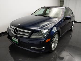 Used 2013 Mercedes-Benz C250 Luxury