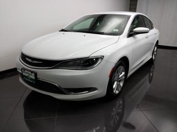 2016 Chrysler 200 Limited - 1080172959