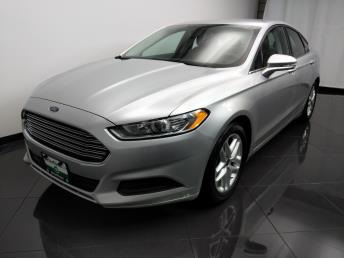 2016 Ford Fusion SE - 1080172961