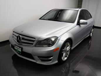 Used 2013 Mercedes-Benz C250 Luxury
