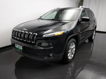 2015 Jeep Cherokee Latitude - 1080172980