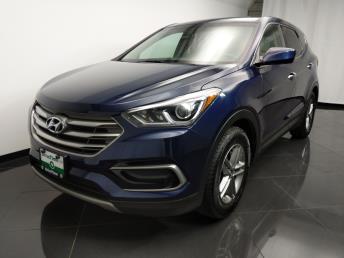 2017 Hyundai Santa Fe Sport  - 1080172990