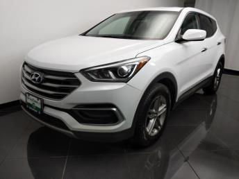 Used 2017 Hyundai Santa Fe