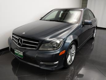 2014 Mercedes-Benz C250 Luxury  - 1080173066