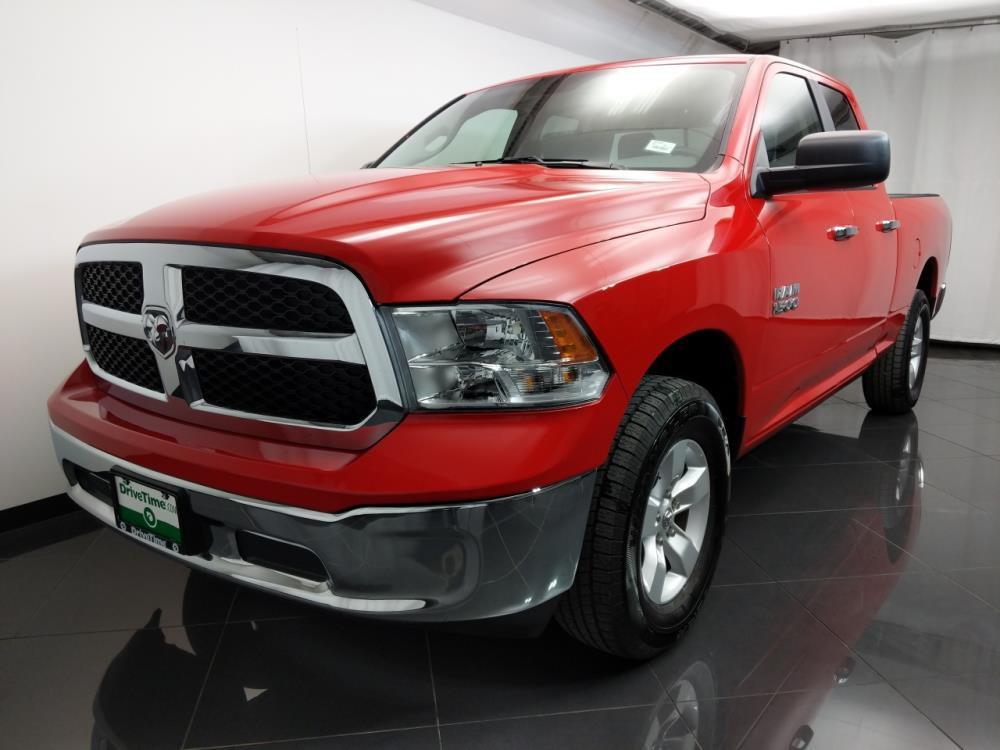 2017 Dodge Ram 1500 Quad Cab SLT 6.3 ft - 1080173068