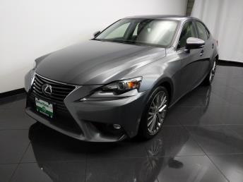 2015 Lexus IS 250  - 1080173104