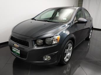 2013 Chevrolet Sonic LTZ - 1080173168