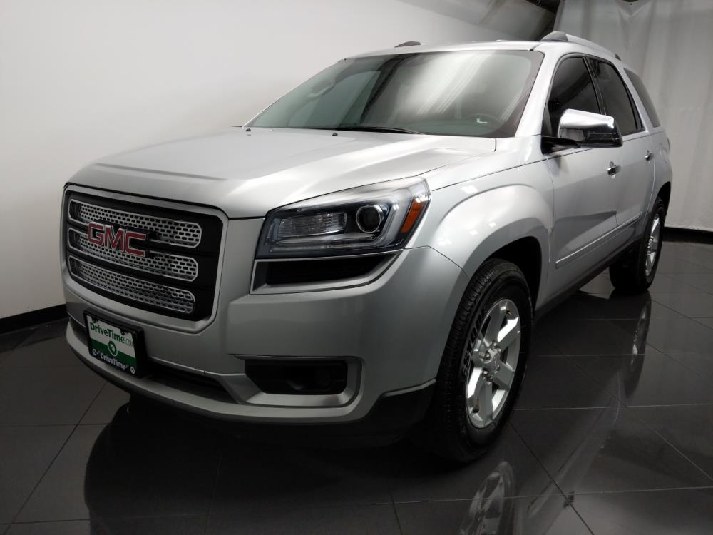 georgia at fwd of detail alm mall gmc sle acadia used w