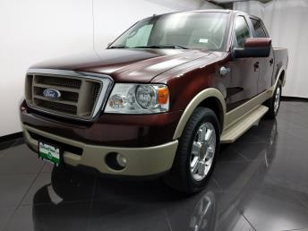2008 Ford F-150 SuperCrew Cab King Ranch 5.5 ft - 1080173215