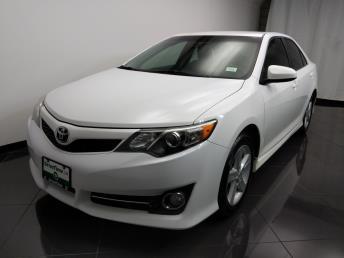 2012 Toyota Camry SE - 1080173231