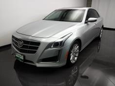 2014 Cadillac CTS 3.6 Luxury Collection