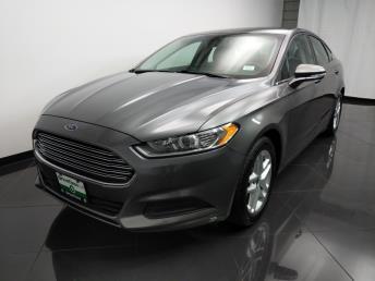 2014 Ford Fusion SE - 1080173267