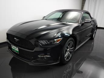 2017 Ford Mustang EcoBoost Premium - 1080173281
