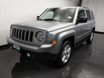 2017 Jeep Patriot Latitude - 1080173307