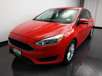 2016 Ford Focus SE - 1080173330