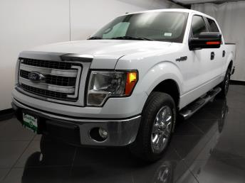 2013 Ford F-150 SuperCrew Cab XLT 5.5 ft - 1080173369
