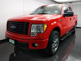 2014 Ford F-150 SuperCrew Cab STX 5.5 ft - 1080173371