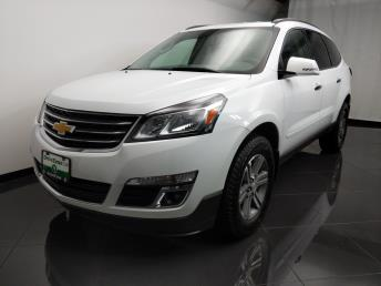 2017 Chevrolet Traverse LT - 1080173403