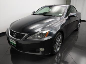 2010 Lexus IS 250 Sport  - 1080173406