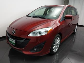 2012 Mazda Mazda5 Grand Touring - 1080173426