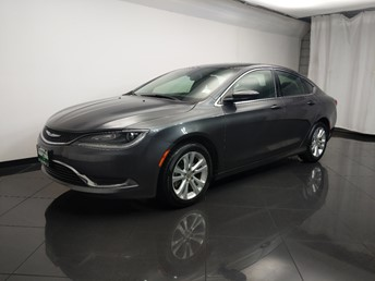 2016 Chrysler 200 Limited - 1080173442