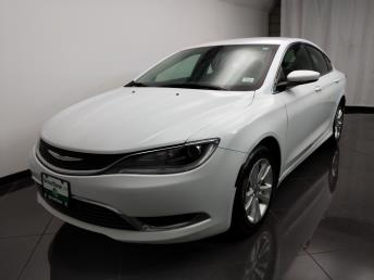 2015 Chrysler 200 Limited - 1080173443
